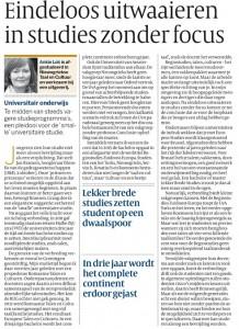 Volkskrant, Ankie Lok, 15-10-2014