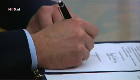 De handen van Alexis Tsipras, NOS, 26 januari 2015