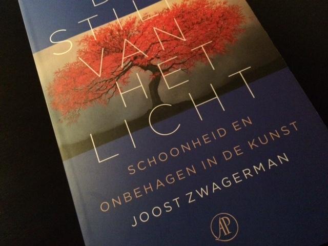 Joost Zwagerman, 'De stilte van het licht. Schoonheid en onbehagen in de kunst'.
