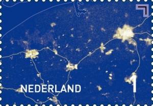 Verlichting_Daan Roosegaarde_PostNL_Groningen