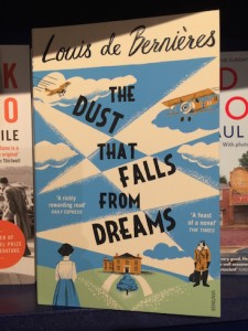 Louis de Bernieres_The dust that falls from dreams