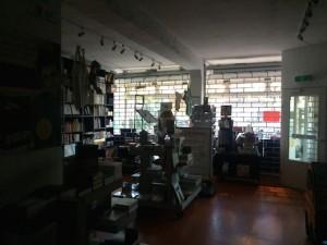 Slapen in de boekhandel_ochtend