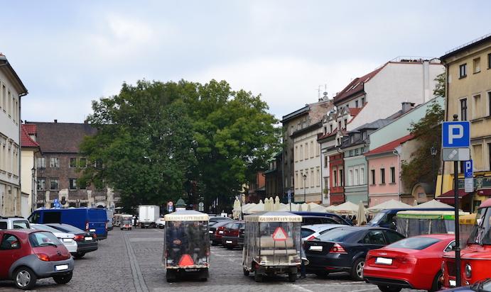 ulica-szeroka_kazimierz_krakau