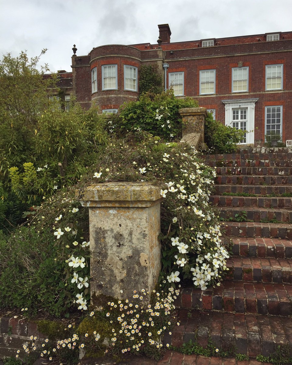 Hinton Ampner_South Downs_UK